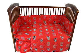 ohio state crib bedding sets bedding designs