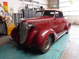 nash lafayette cabrio cabriolet roadster 1937 red cabrio car