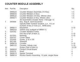 gasboy keytrol parts gasboy keytol parts chart3 jpg