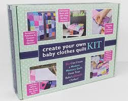 Kids quilt pattern | Etsy & Quilt Kit | Baby Quilt Kit | Quilt Kits for Sale | Quilt Kits for Beginners Adamdwight.com