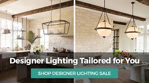 designer lighting tailored for you