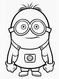 Small Picture Despicable Me Coloring Pages Coloring Pages Online
