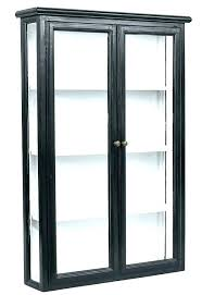 small cabinet with glass doors display cabinet with glass doors black glass cabinet distressed wood and
