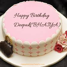 Search Results For Happy Birthday Deepak Bhaiya Cake Images