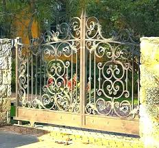 garden gates home depot decorative metal vintage gate for wrought iron ornamental gard metal garden gates