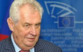 Miloš Zeman advocates European federation, opposes unitary state | Noticias