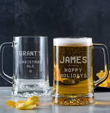gles beer gles ale personalised gifts for men