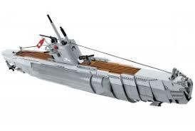 """Пластиковый <b>конструктор COBI</b> """"Подводная лодка <b>U</b>-<b>boot U</b>-<b>48</b> ..."""