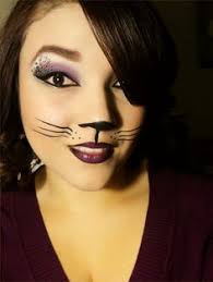 face painting make up tutorial design easy guide children 39 s cat