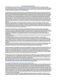 La vita e le opere di Michelangelo Buonarroti - Docsity
