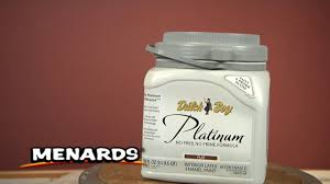 menards dutch boy platinum paint