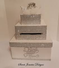 best 25 diy wedding card box ideas on pinterest diy wedding Wedding Card Box Joanns white cinderella bling wedding card box diamond by sweetjonesin, $120 00 Rustic Wedding Card Box