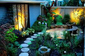 garden lighting designs. Enhancing Any Outdoor Space With Lighting Garden Designs