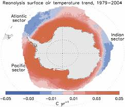 antarctic ice sheet growing why is southern sea ice increasing