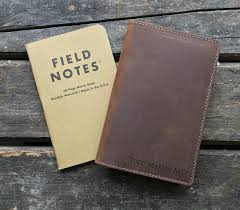 field notes leather cover journal cover crazy horse image
