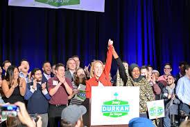 Politics - The Seattle Lesbian