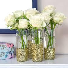 diy glitter shot glass vases these glitter and sparkling shot glass vases with some fresh