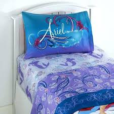 little mermaid twin bed set little mermaid comforter set twin toddler queen little mermaid twin bed set