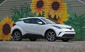 2019 Toyota C-HR Review, Pricing, and Specs