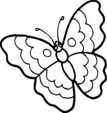 Butterfly Coloring Pages Coloring Pages Wallpaper Clip Art Library