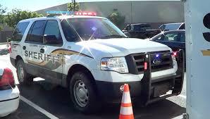 flagstaff coconino county sheriff s office cruiser lights setup short siren demo az 6 2016