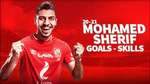 محمد شريف ○ لاعب متكامل MOHAMED SHERIF - Goals - Skills 2020 lHDl - YouTube