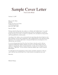 Resume Outline Free Cover Letter Example For Teacher Assistant