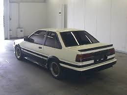 1986 AE86 2dr For Sale | JDMAuctionWatch