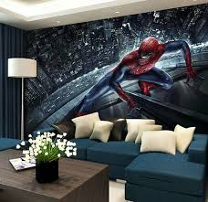 amazing spiderman superhero full wall