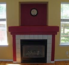 baby nursery adorable fireplace paint colors paints brooklyn stone red brick box mantel high temp