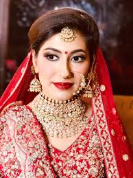 this bridal makeup artist in delhi has packages starting from rs 12 000