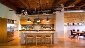 Loft Kitchen Loft Remodeling Ah Architecture