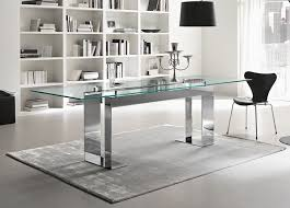 10 marvelous modern glass dining tables to inspire you today inside contemporary table inspirations 11