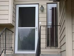 Hall & Entrance: Pella Storm Doors For Entrance And Interior — Jones ...