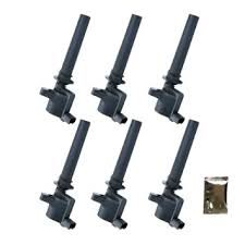 cheap ignition coils for mazda fomoco ignition coils for get quotations · ena® c1458 fd502 dg500 6 set new ignition coils grease pack for ford light