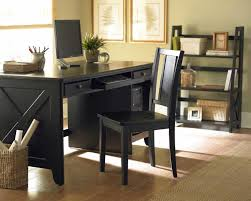 simple home office ideas magnificent. Attractive Black Home Office Desk 49 33532 Riverside Furniture Castlewood Curved Corner Hutch Rounded Simple Ideas Magnificent N