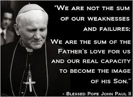 Pope John Paul Ii Quotes Extraordinary Bl Pope John Paul Ii Prayer Quotes Quotesgram 48 QuotesNew