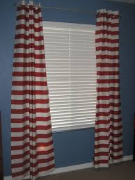 Nautical Themed Bedroom Curtains Nautical Flag Curtains