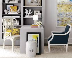 office idea. Home Office With Built Ins. Decor And Interior Decorating Ideas. Contemporary-decor-home-office-built-in-shelves-bookcase-decor . Idea D
