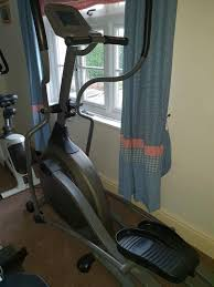 vision fitness x6100 folding elliptical cross trainer 1 of 5 see more
