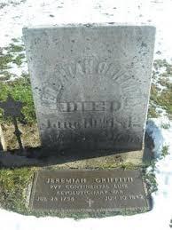 Jerimiah Griffith (1758 - 1842) - Genealogy