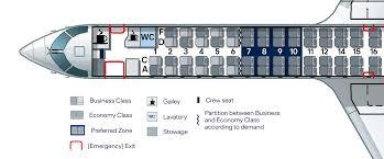 Canadair Regional Jet 900 Seating Chart Bombardier Crj900
