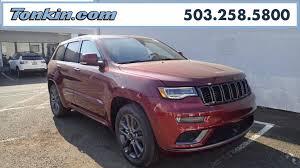 New 2019 Jeep Grand Cherokee High Altitude 4x4