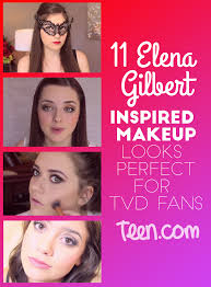 11 elena gilbert inspired makeup looks perfect for all tvd fans proms