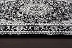black and white area rug 8x10 contemporary nice looking 8x10 27 intended for 6