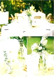 centerpieces for round tables table a wedding simple 30th birthday party
