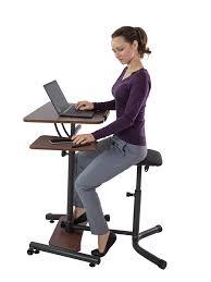 teeter sit stand desk height adjule standing desk