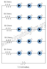 wiring diagram for 12v led lights Led Lamp Wiring Diagram 12v led lamp circuit circuit diagram led autolamps wiring diagram