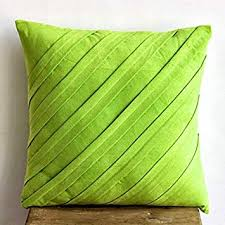 Lime Green Pillow Covers