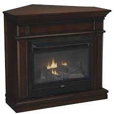 vent free natural gas logs gas logs or wood fireplace savannah oak 18 in vent free